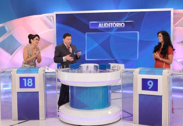 Jogo das 3 Pistas com Milene Pavorô e Stefhany Absoluta