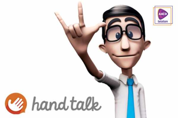 Conheça o Hand Talk: aplicativo que faz traduz texto e voz para ...