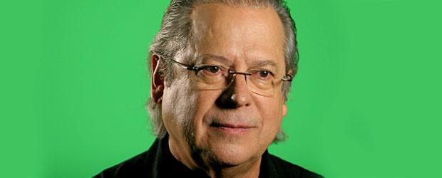 José Dirceu grava depoimento para a novela