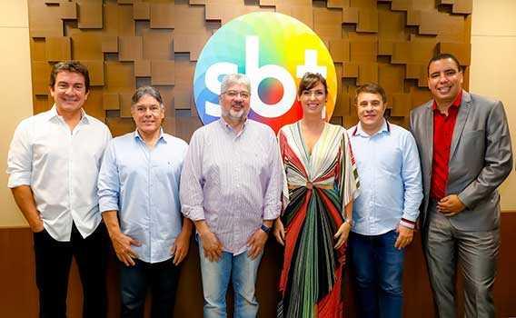Murilo Fraga, Mario Rogério Ambrósio, Leon Abravanel, Glenda Kozlowski, Fernando Pelegio e Leonardo de Oliveira