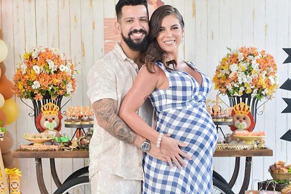 DJ Dennis e Bárbara Falcão terminam relacionamento de 13 anos. Foto: Reprodução/Instagram