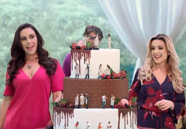 Chamada Do Bake Off Brasil Vence O Promax Latin America Awards