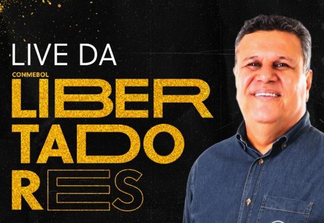 Teo José comanda esquenta da Libertadores sobre São Paulo e Internacional