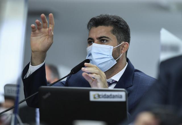 CPI da Covid no Senado |Edilson Rodrigues/Agência Senado