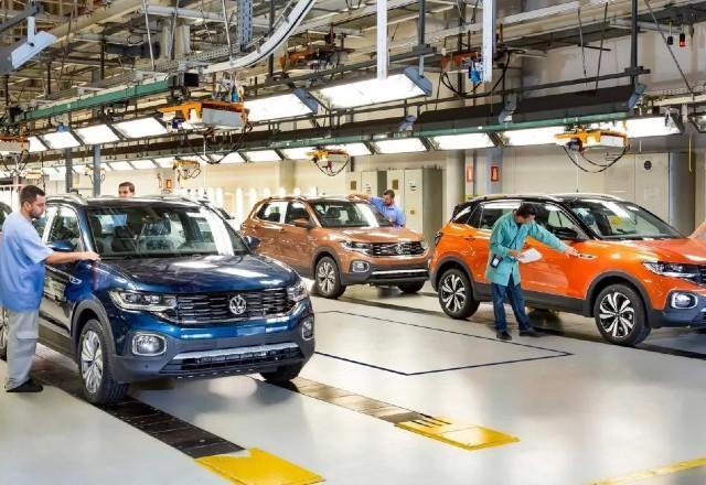 Sindmetau confirmou que dois mil funcionários, que atuam na unidade de Taubaté, receberão férias coletivas | Divulgação/Volkswagen
