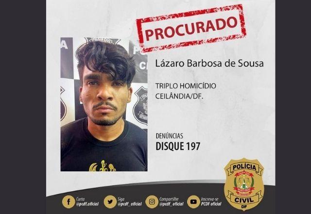 Força-tarefa espera que assassino em série pode ser preso a qualquer momento | SBT/TV Serra Dourada