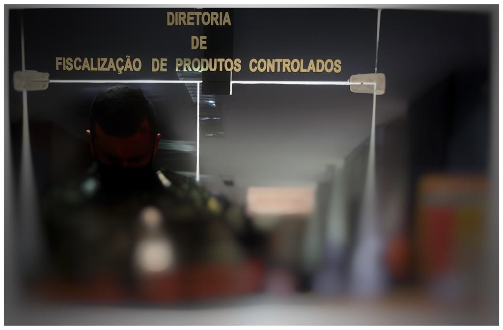 Diretoria de Fiscalização de Produtos Controlados